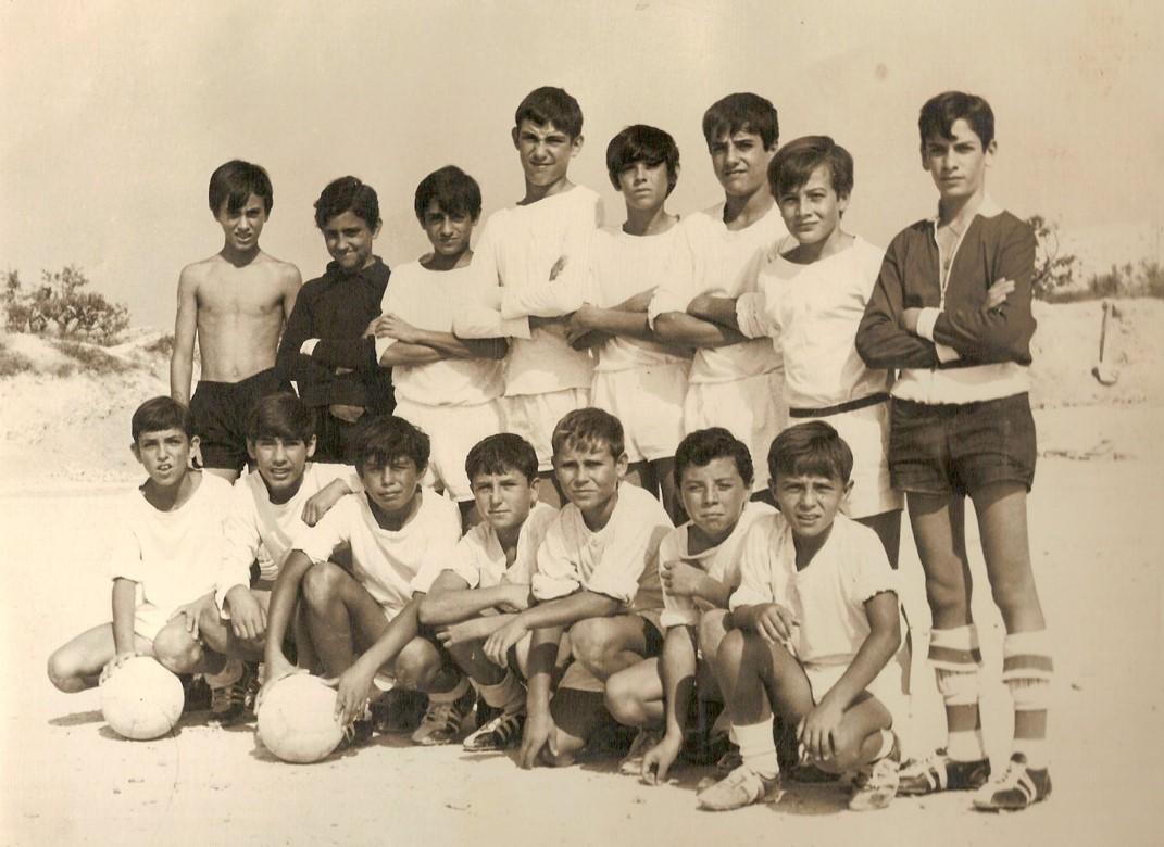 Futbol SCD San Blas