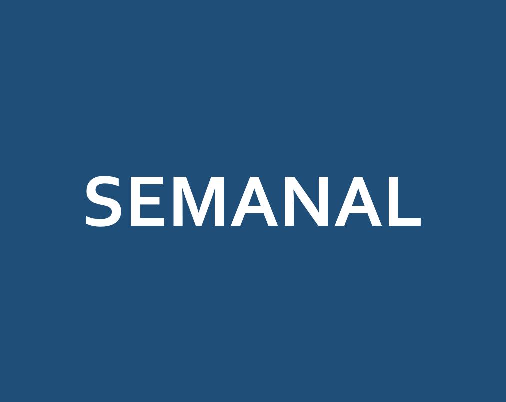 Aportacion Semanal SCD SAN BLAS